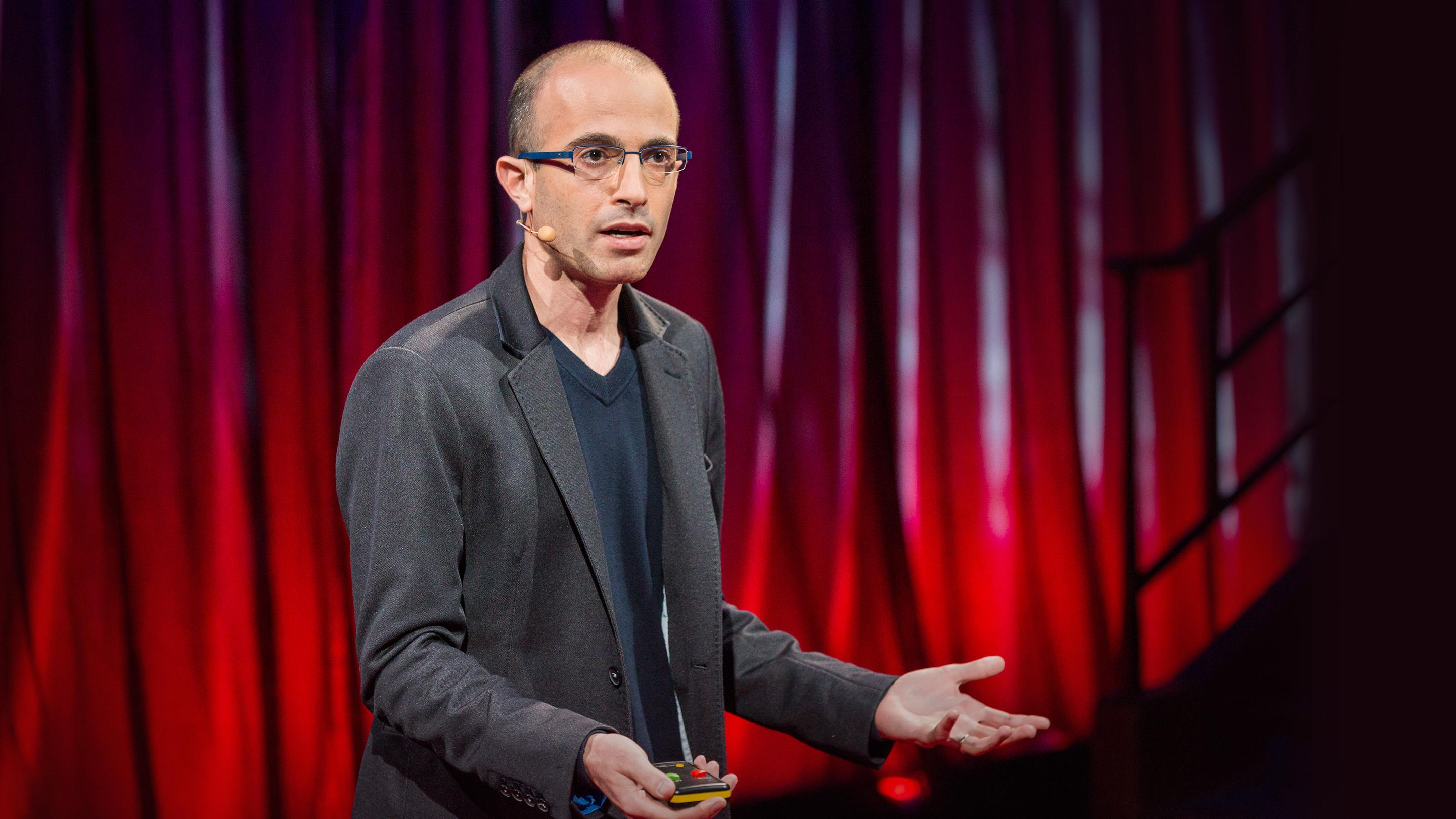 What explains the rise of humans? | Yuval Noah Harari