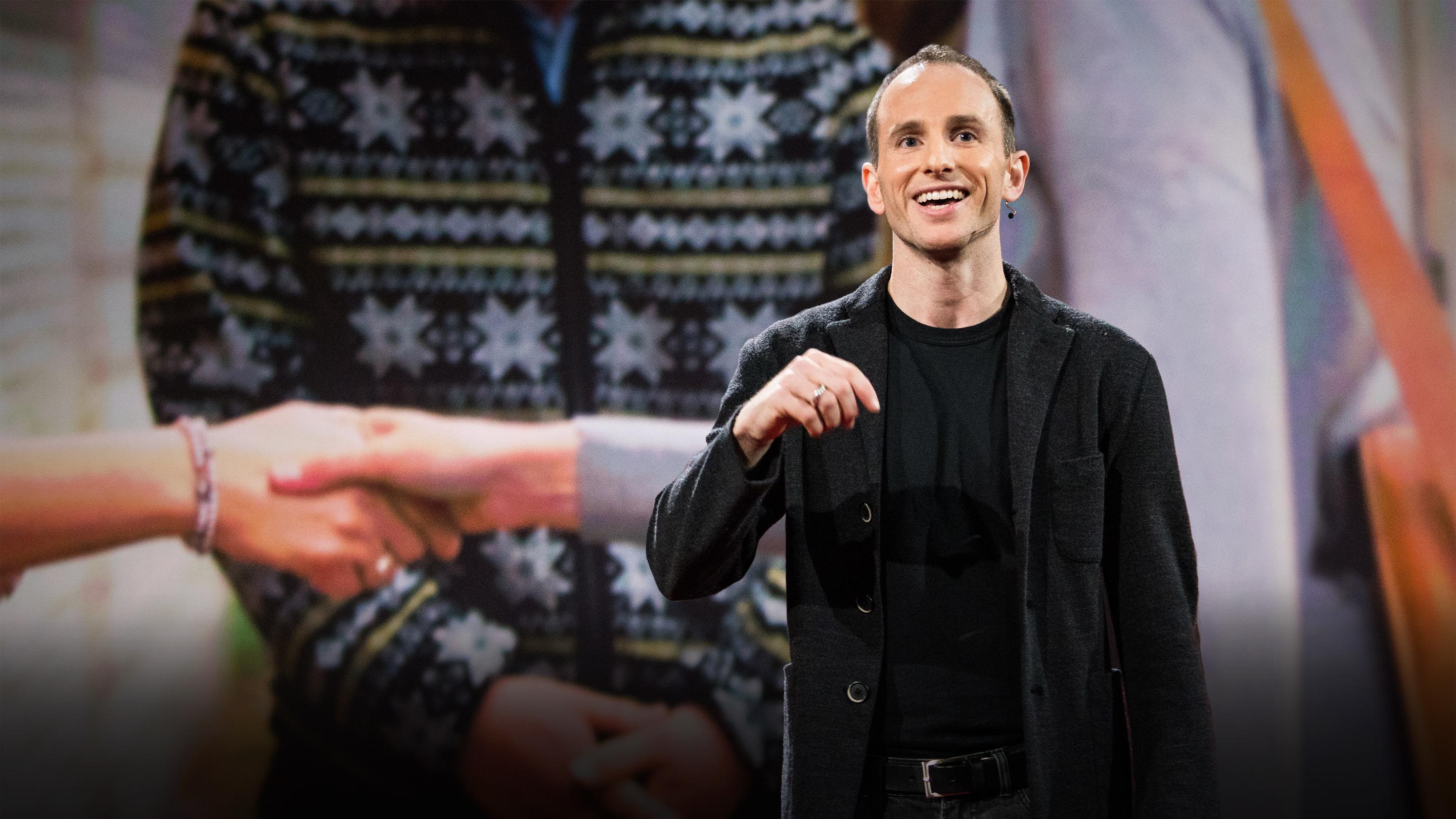 TED Talk - How Airbnb designs for trust
