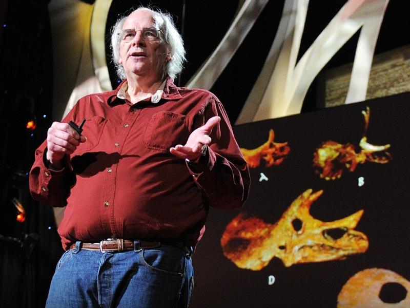 ジャック・ホーナー鶏から恐竜を生み出す