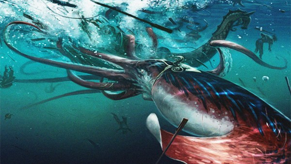 edith widder how we found the giant squid ted talk