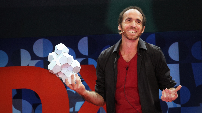 Resultado de imagen de Eduardo Sáenz de Cabezón TED