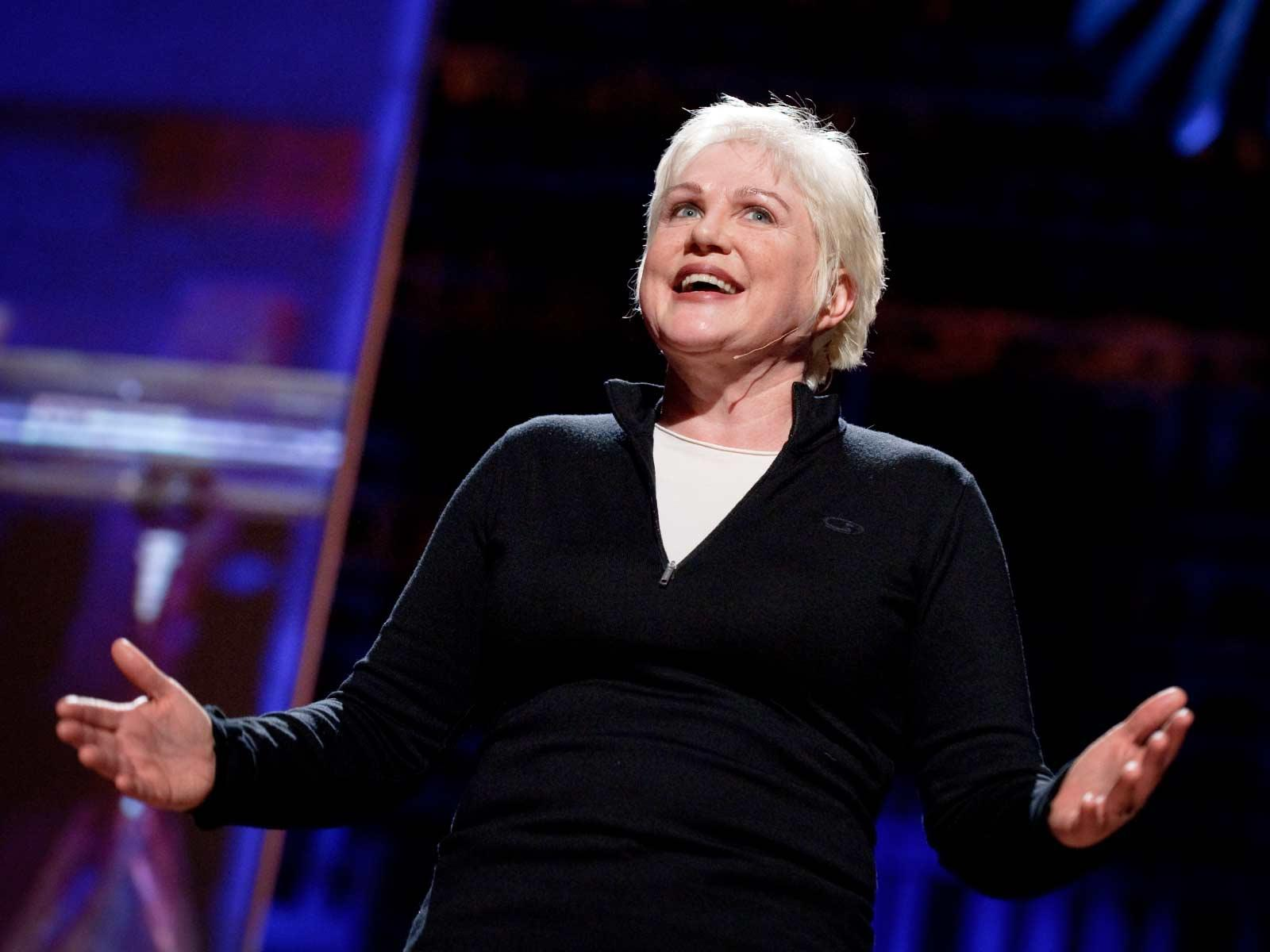 julia sweeney blog