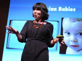 ted talk patricia kuhl In these 11 terrific ted talks clearly, if we want to understand early childhood education, few questions are as crucial as this one patricia kuhl: the linguistic genius of babies.