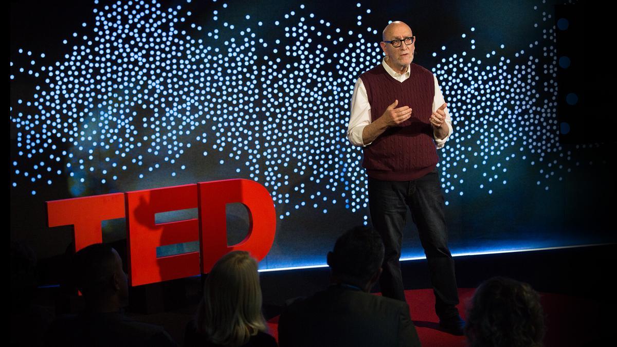 Paul Tasner How I Became An Entrepreneur At 66 TED Talk