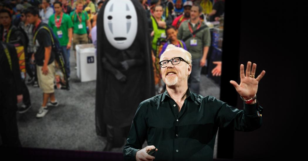 Adam Savage Love Letter To Cosplay