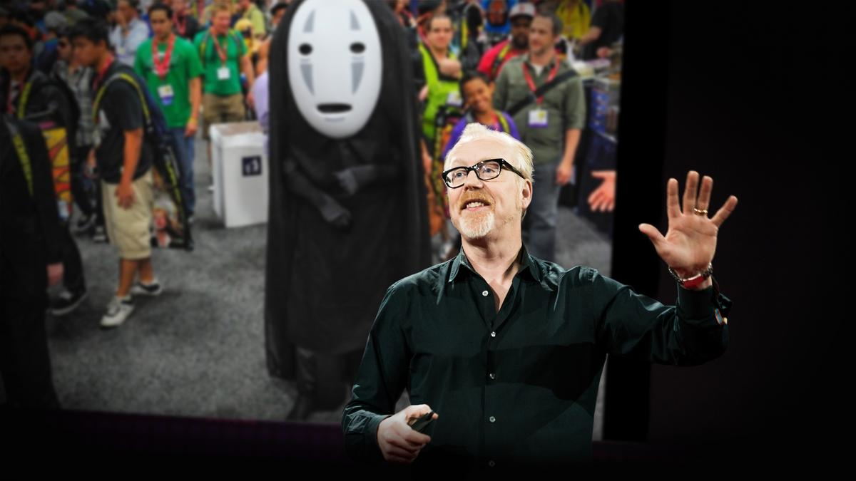 savage love letter of the day adam savage my letter to ted talk 1610