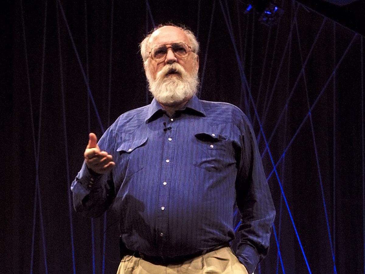 Dan Dennett The Illusion Of Consciousness TED Talk