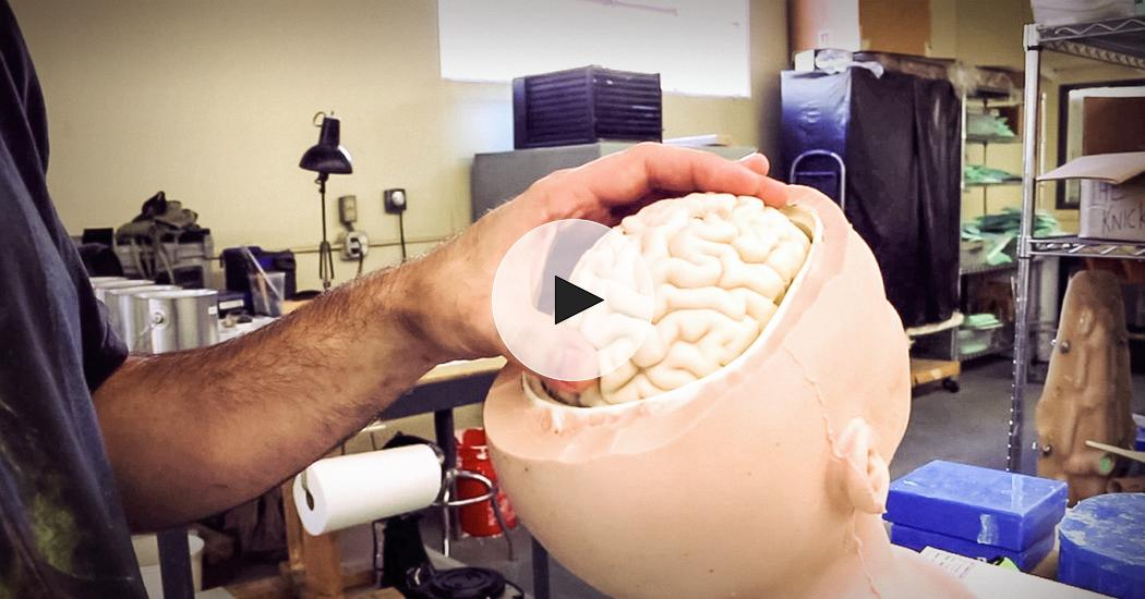 How doctors can rehearse your surgery on a 3D-printed doppelgänger