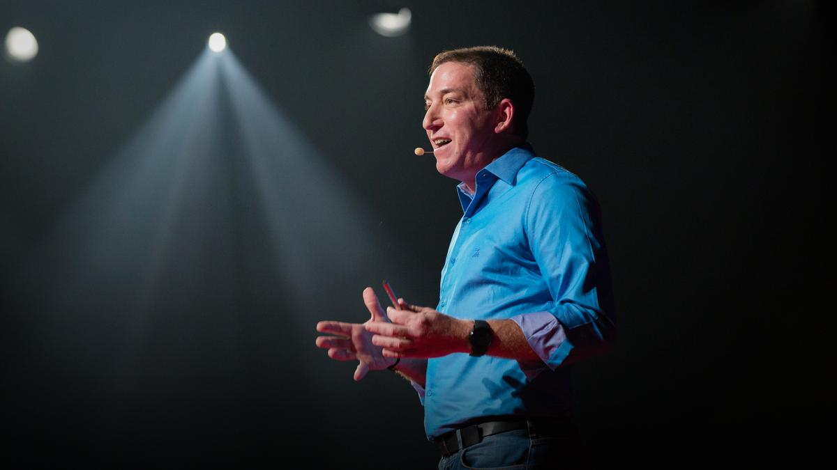 Glenn Greenwald Why Privacy Matters  Ted Talk  Tedcom