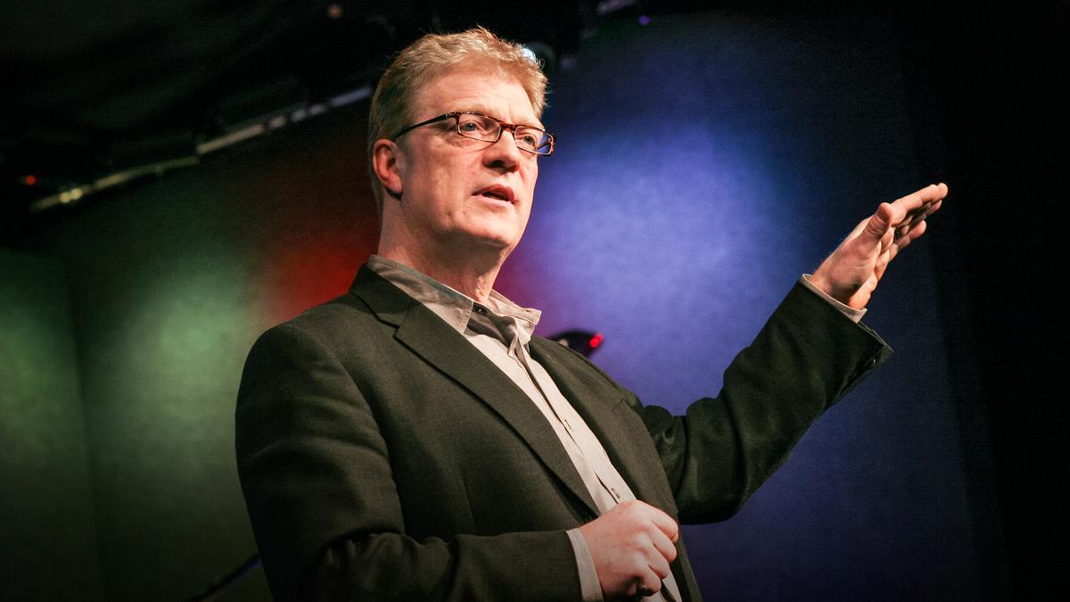 ken robinson do schools kill creativity ted talk