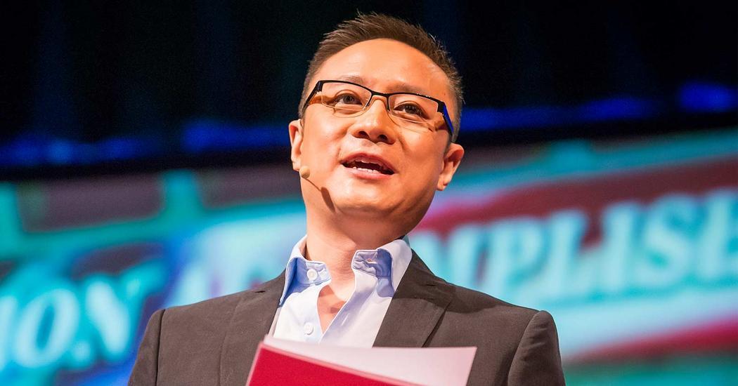 Eric X. Li: Una historia de dos sistemas políticos | TED Talk