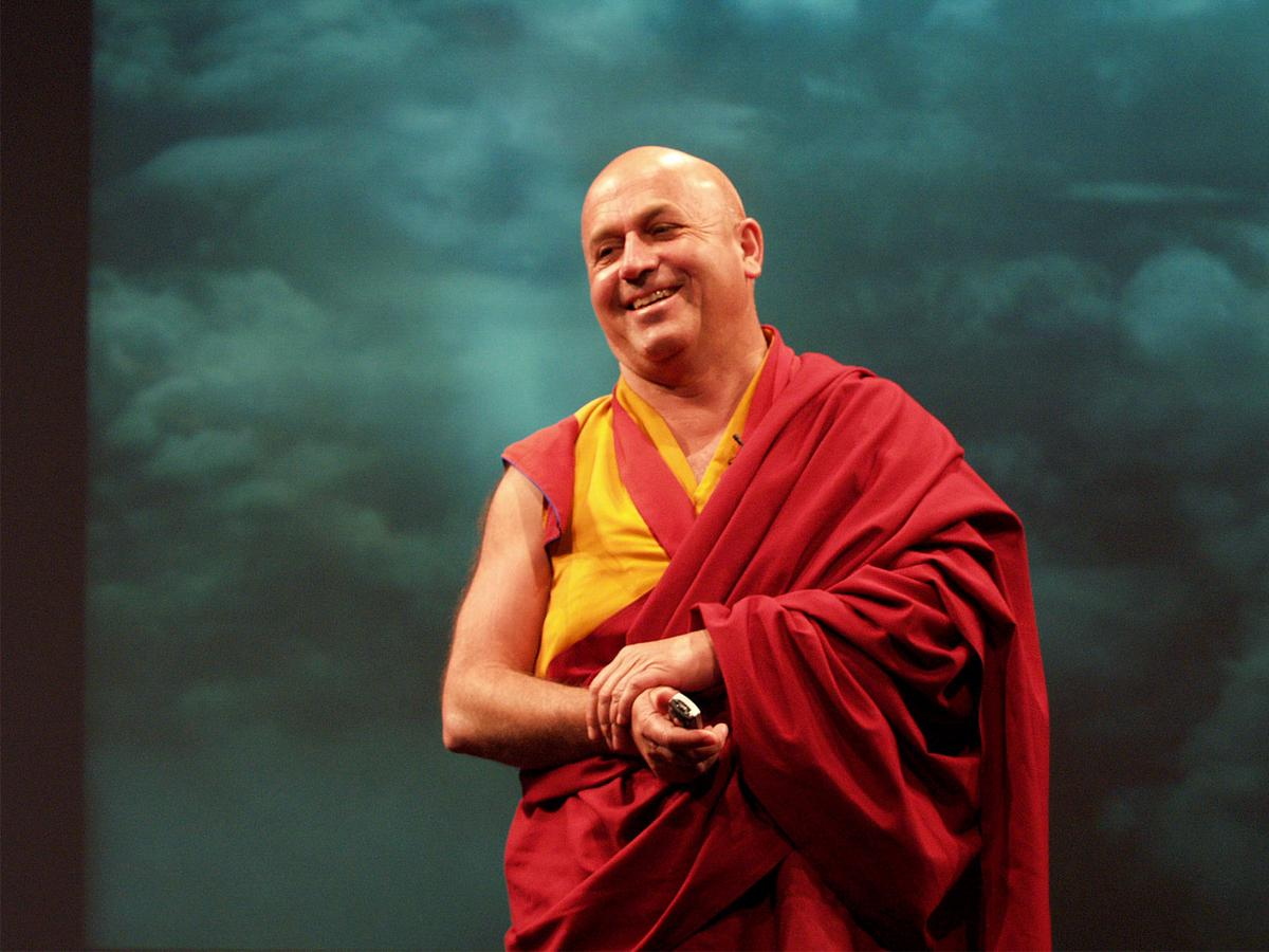 Image result for matthieu ricard
