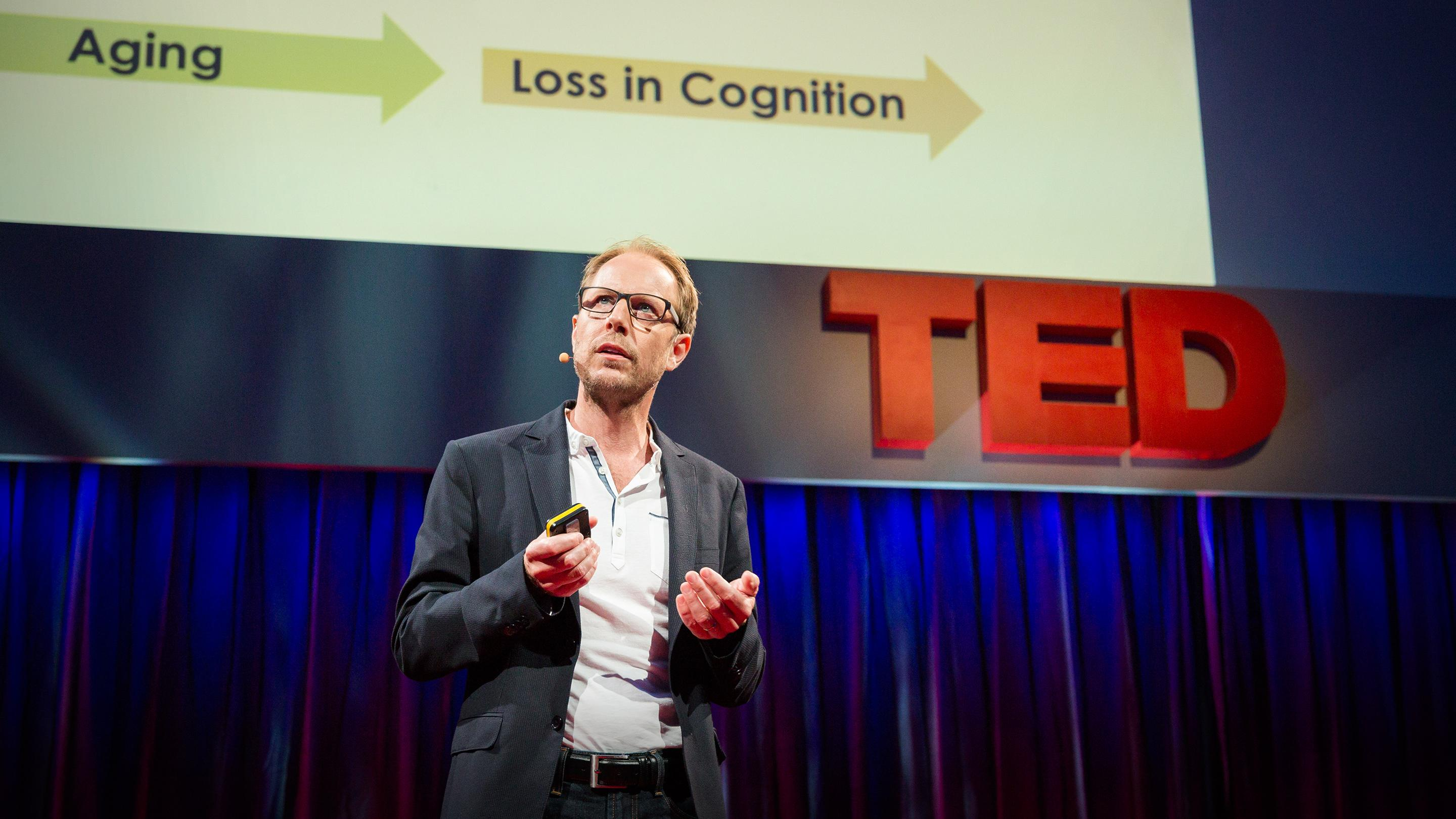 tony wysscoray how young blood might help reverse aging