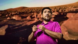 アルマンド・アズア・ブストス地球上で最も火星によく似た場所