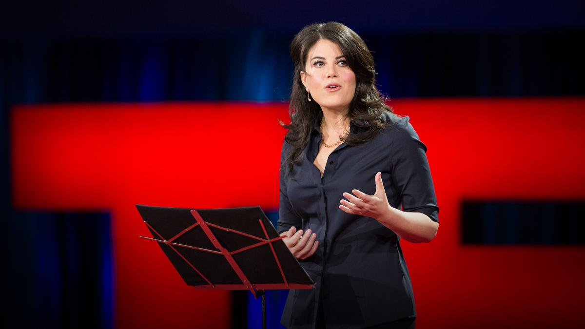 Monica Lewinsky: The price of shame | Talk Video | TED.com