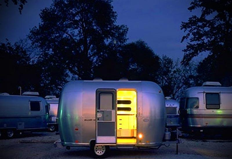 The Airstream, restyled