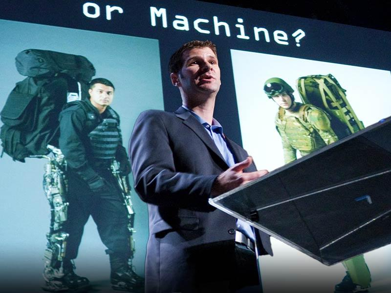 P.W. Singer: Military robots and the future of war | TED Talk