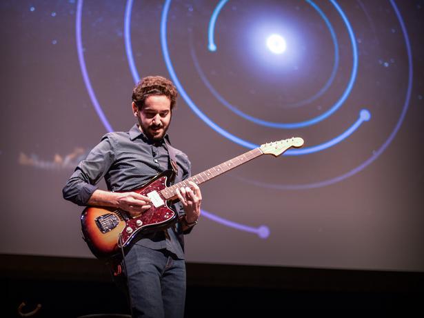 우주의 소리를 들어보는 음악 여행 | Matt Russo