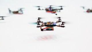 آینده رباتهای پرنده