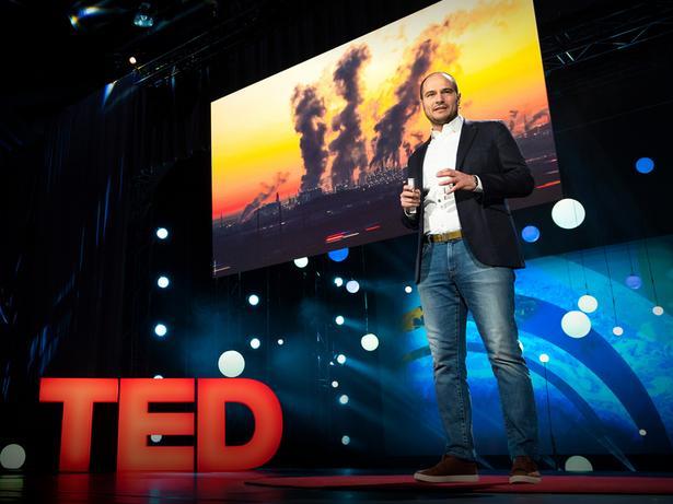 متقفي شخصي لنوعية الهواء يسمح لك بمعرفة ماهية ما تتنفس | Romain Lacombe