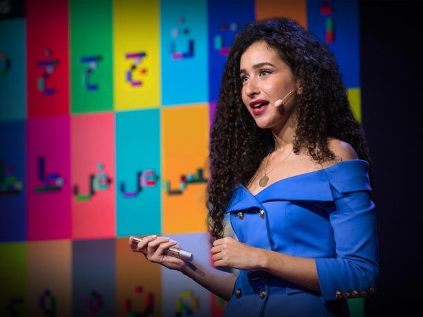 How I'm using LEGO to teach Arabic | Ghada Wali
