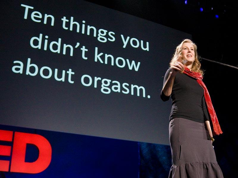 Mary Roach Things You Didnt Know About Orgasm TED Talk - 4 surprising things you didnt know your tape measure could do