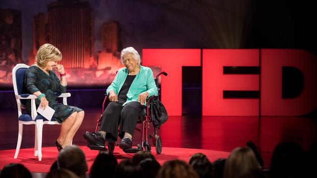 An interview with the Queen of Creole Cuisine | Leah Chase and Pat Mitchell