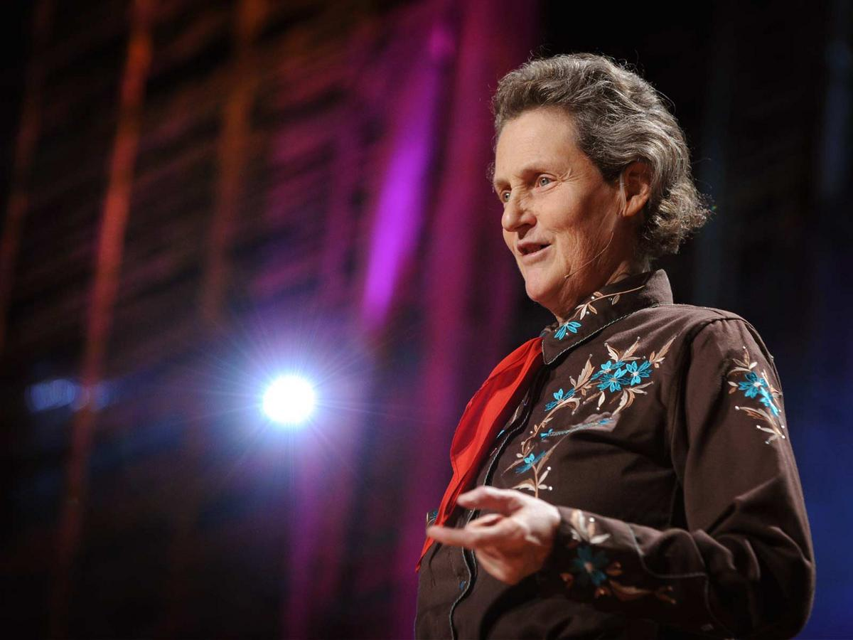 Temple Grandin The World Needs All Kinds Of Minds Ted Talk