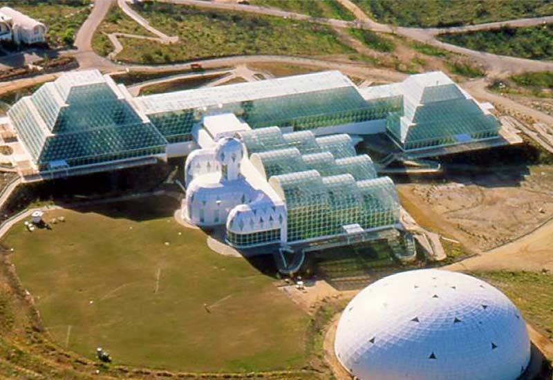 Джейн Пойнтер: Жизнь в Биосфере 2