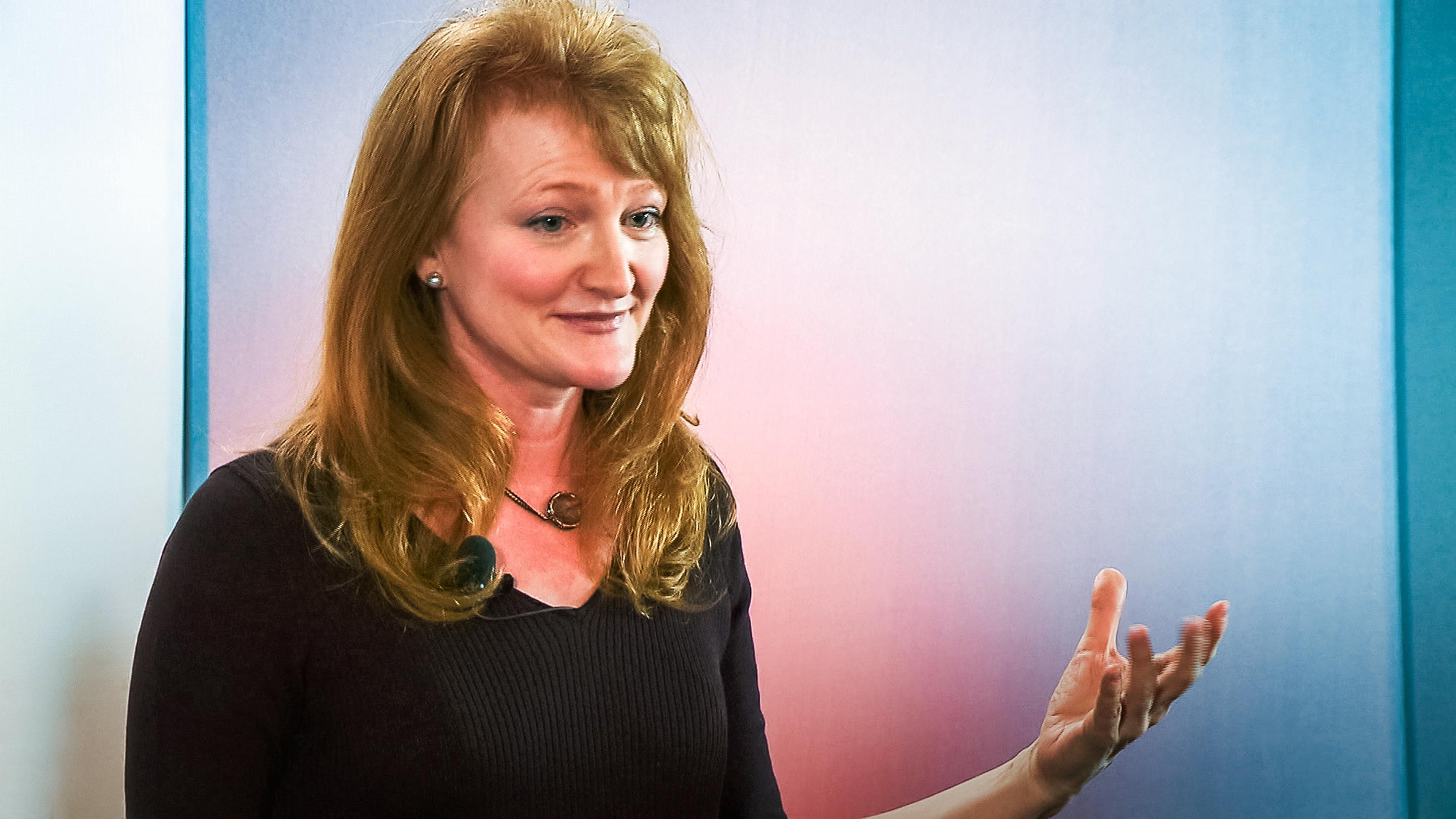 Image result for krista tippett ted talk