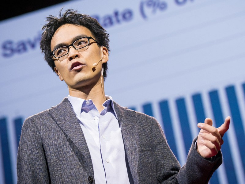 Keith Chen: Could your language affect your ability to ...