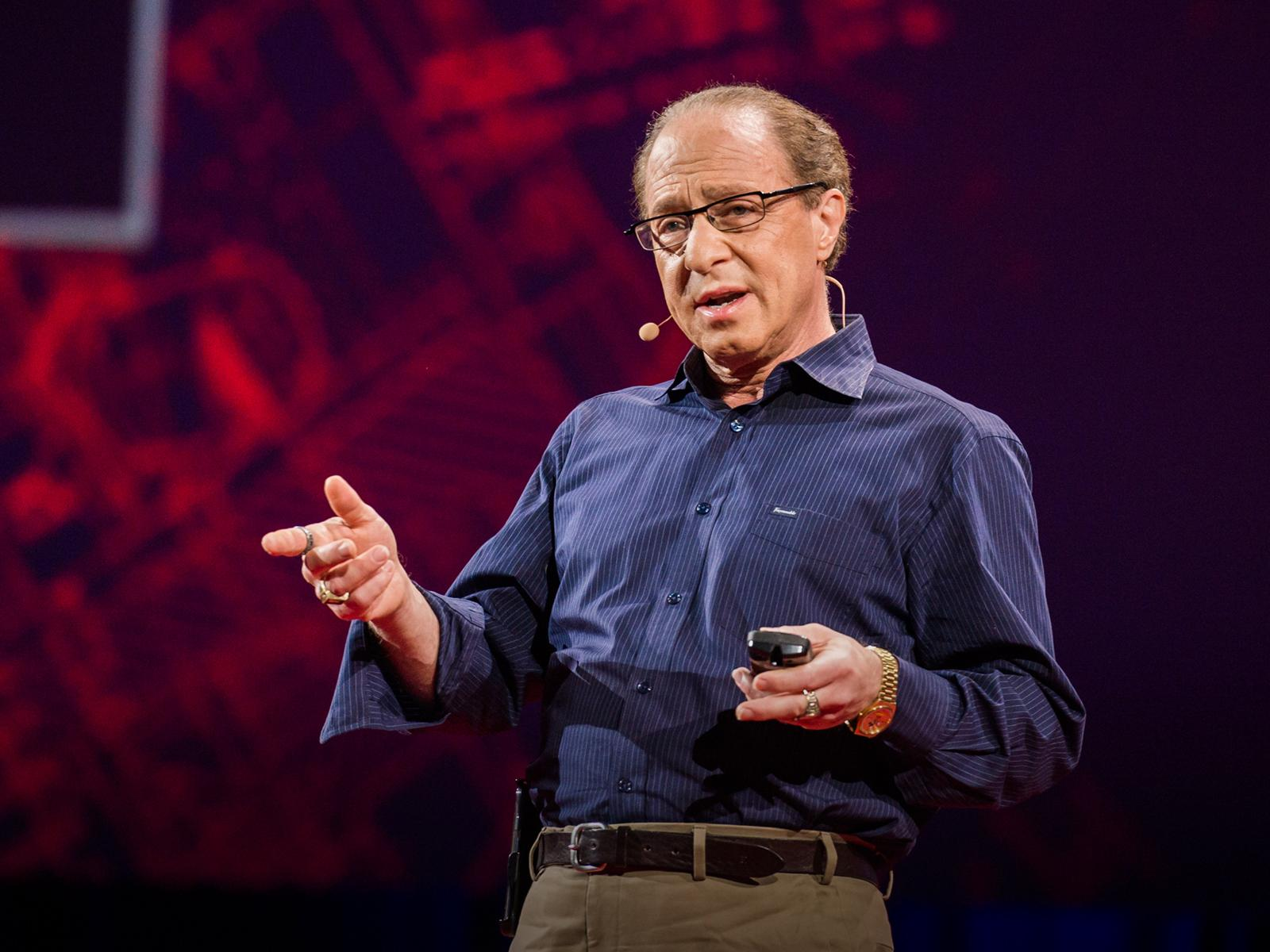 Get ready for hybrid thinking | Ray Kurzweil