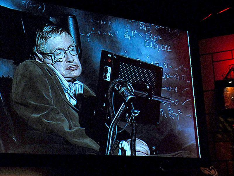 Image result for stephen hawking ted talk