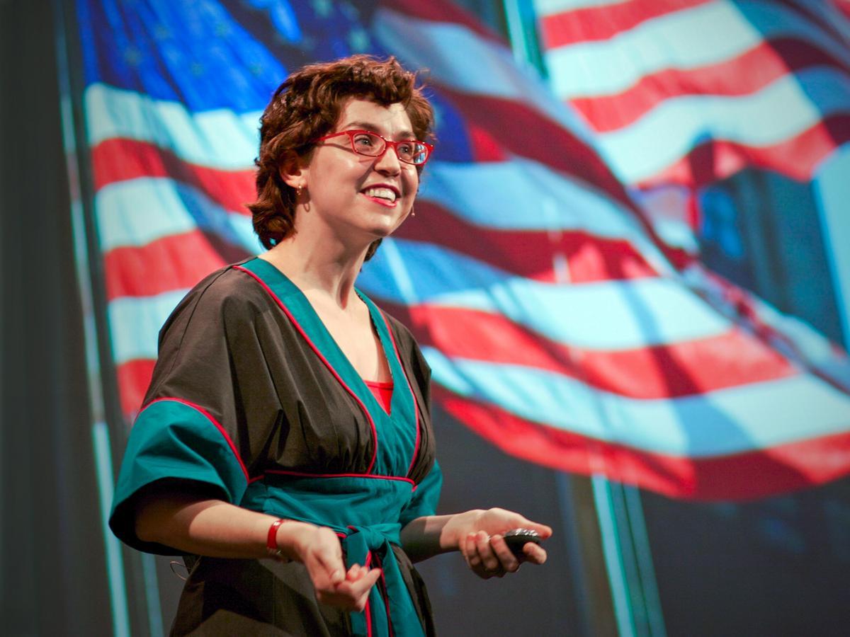 Ted Video 1351 Steve Silberman >> Erin Mckean Speaker Ted
