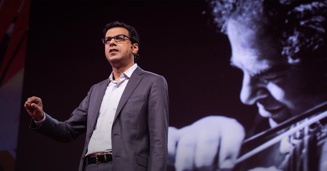 Atul Gawande: Want to Get Great at Something? Get A Coach | Ted Talk