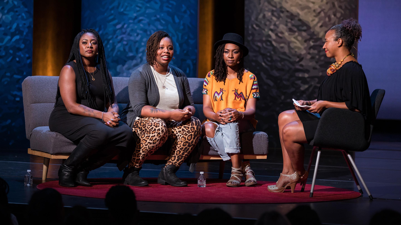 Image result for black lives matter ted talk
