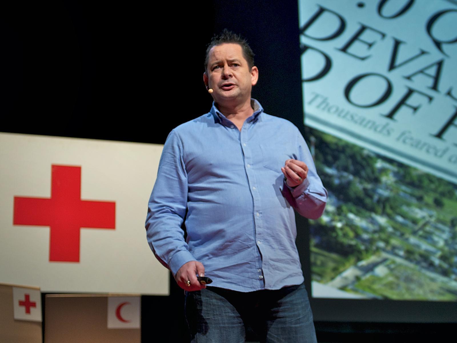 Paul Conneally digital humanitarianism