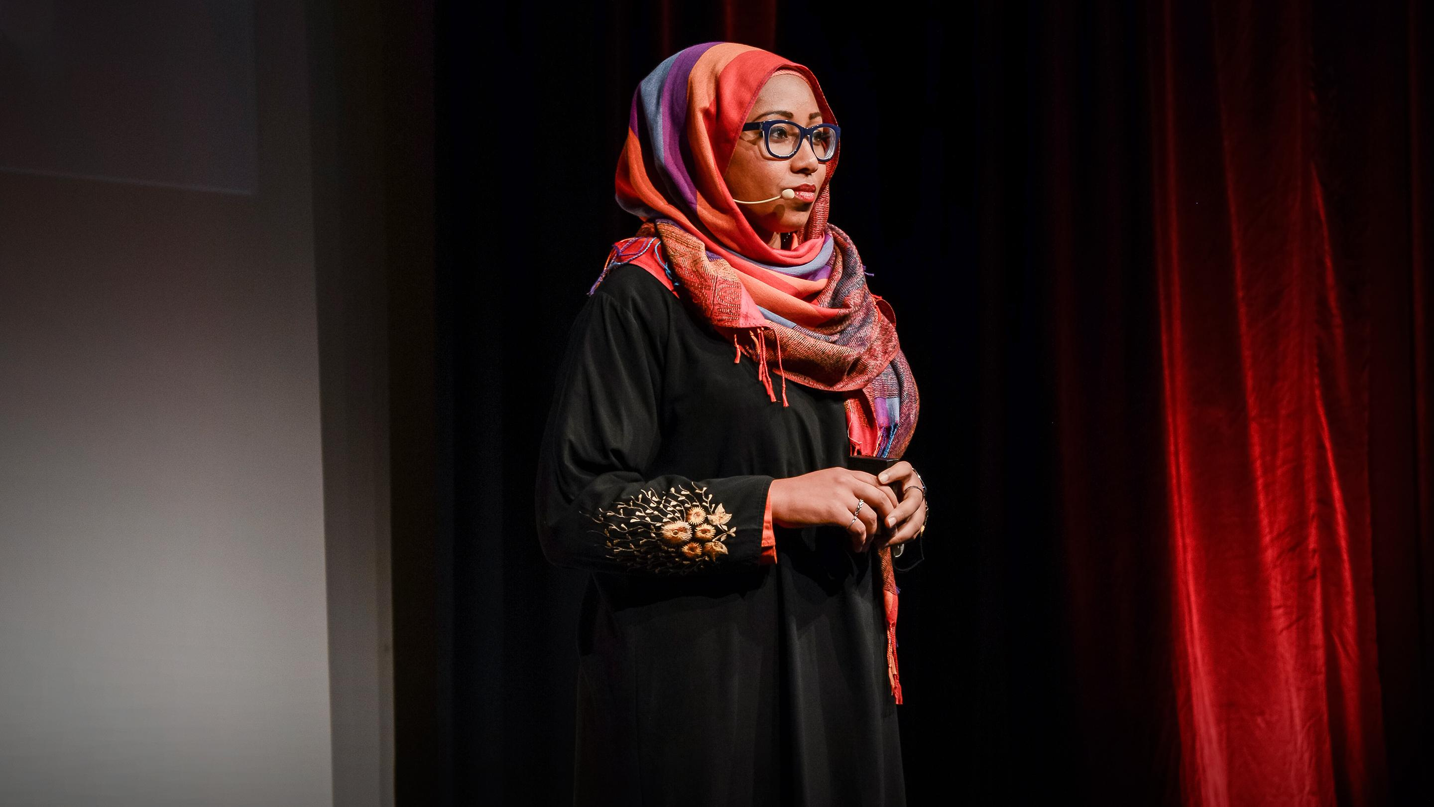 Image result for yassmin abdel-magied ted talk