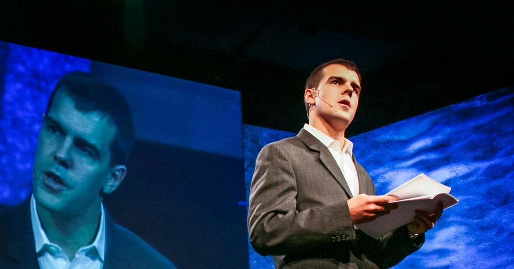 James Surowiecki: James Surowiecki ile sosyal medyanın dönüm noktası üzerine   TED Talk   TED.com