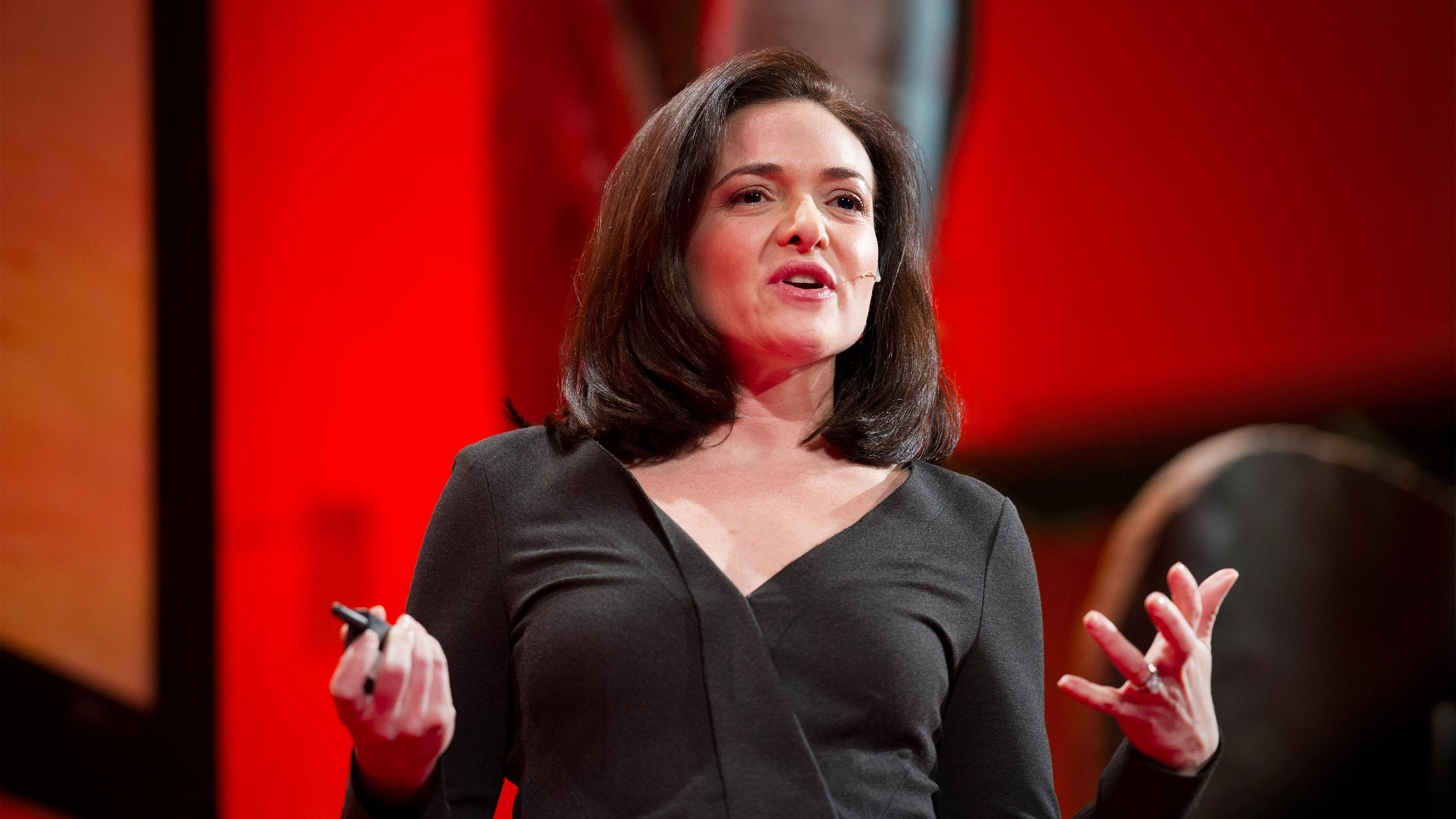 Image result for why we have too few women leaders ted talk