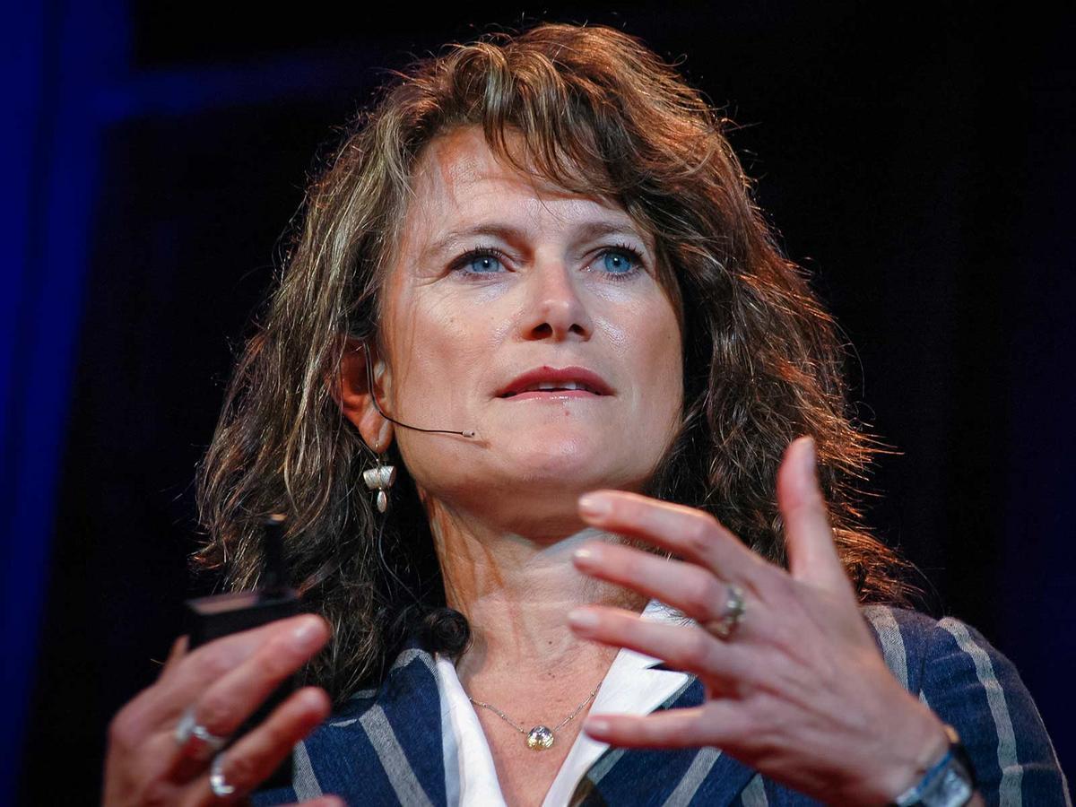 Jacqueline Novogratz: Patient capitalism | TED Talk | TED.com