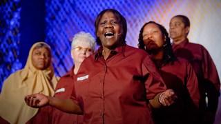 آهنگی تاثیرگذار از زنان محکوم به حبس ابد
