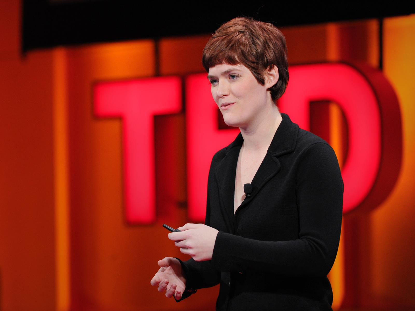 Amber Case | Speaker | TED.com