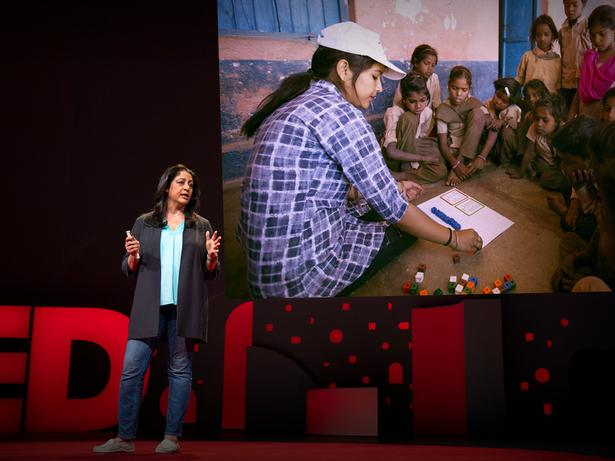 A bold plan to empower 1.6 million out-of-school girls in India | Safeena Husain