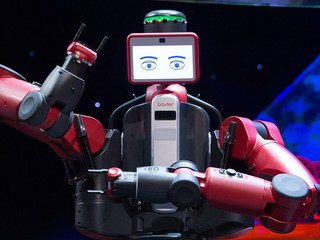 Why we will rely on robots