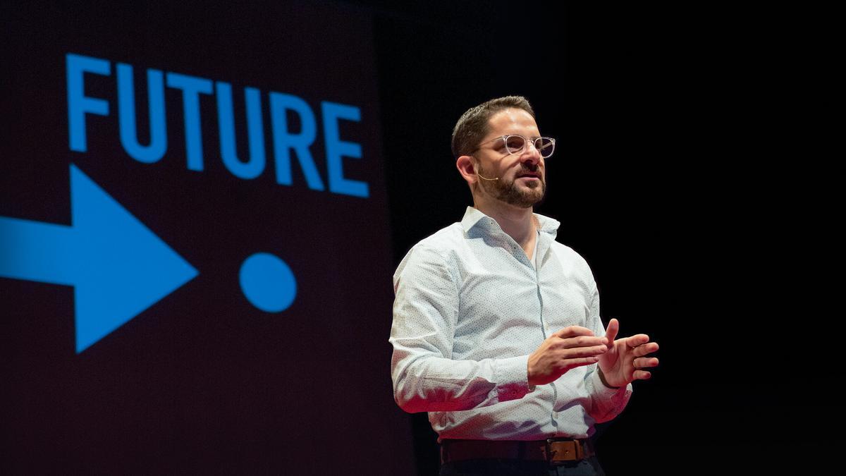 Ari Wallach's TED talk