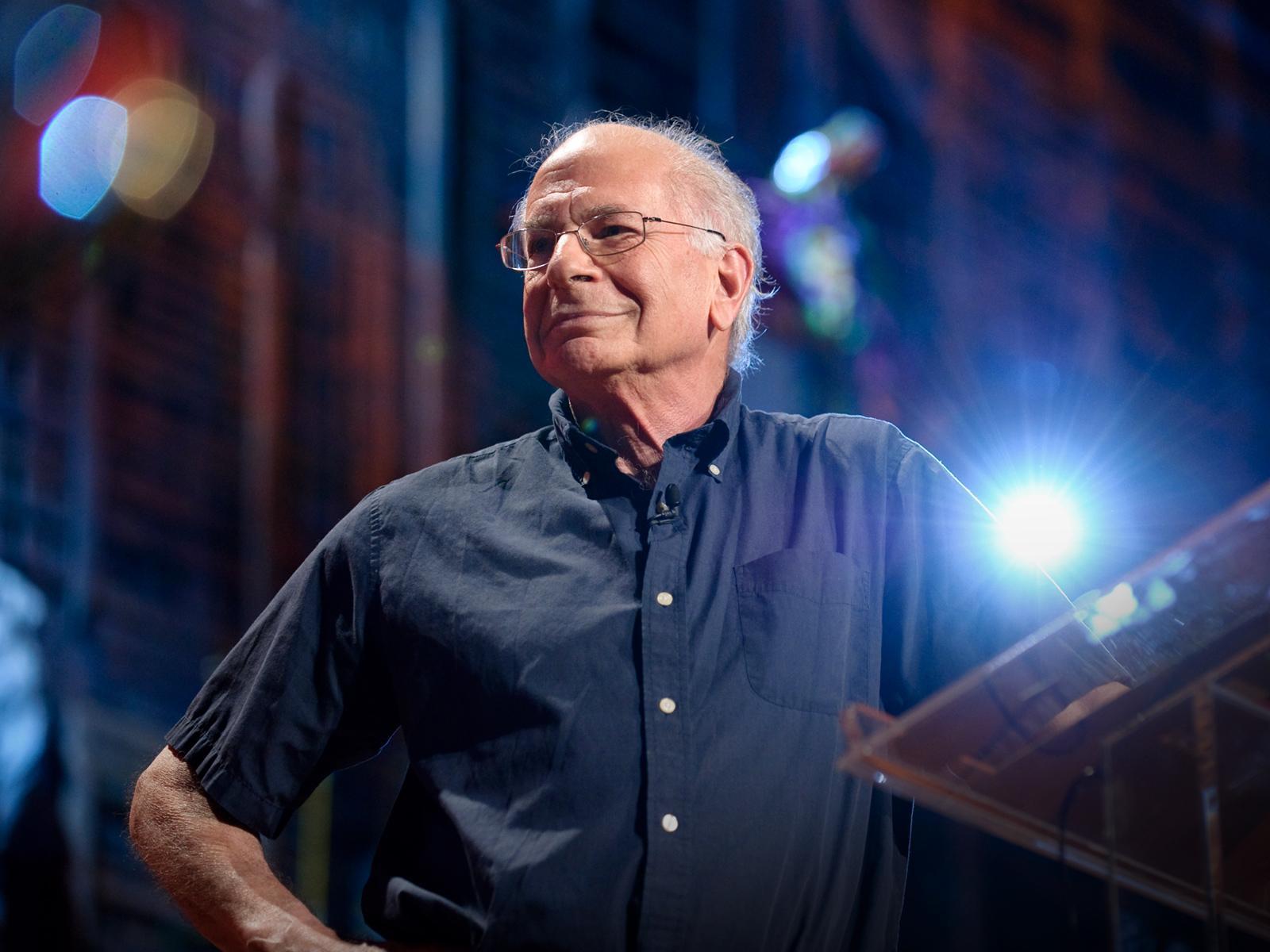 Daniel Kahneman TED talk