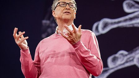 An idea from TED by Bill Gates entitled The next outbreak? We're not ready