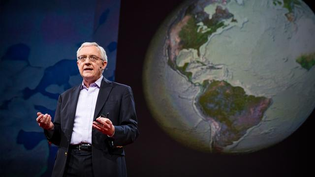 How the military fights climate change | David Titley