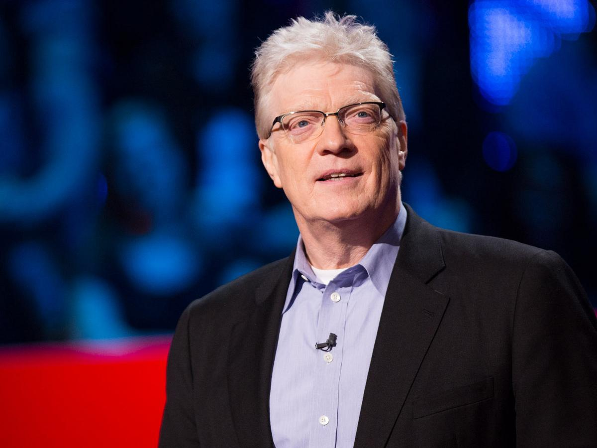 ted talk ken robinson In this talk from rsa animate, sir ken robinson lays out the link between 3 troubling trends: rising drop-out rates, schools' dwindling stake in the arts, and adhd an important, timely.